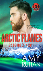 Artic Flames Amy Ruttan