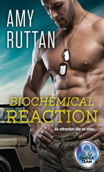 Biochemical Reaction -- Amy Ruttan