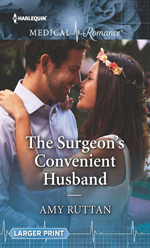 The Surgeon's Convenient Husband -- Amy Ruttan