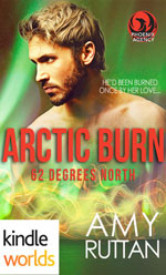 Artic Burn-- Amy Ruttan