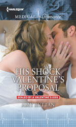 His Shock Valentin's Proposal Amy Ruttan