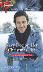 Navy Doc on Her Christmas List