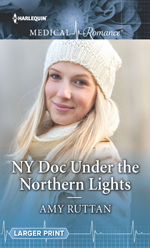 NY Doc Under Northern Lights -- Amy Ruttan