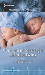 Convenient Marriage Surprise Twins -- Amy Ruttan